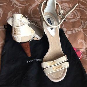 Dolche & Gabbana shoes